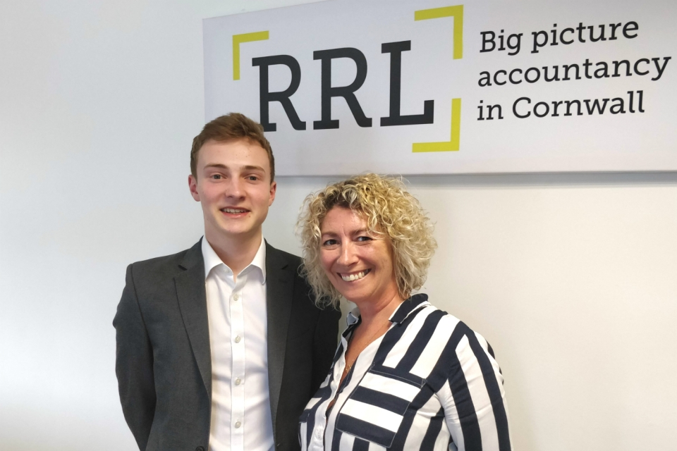 RRL Celebrate Double Award Nomination