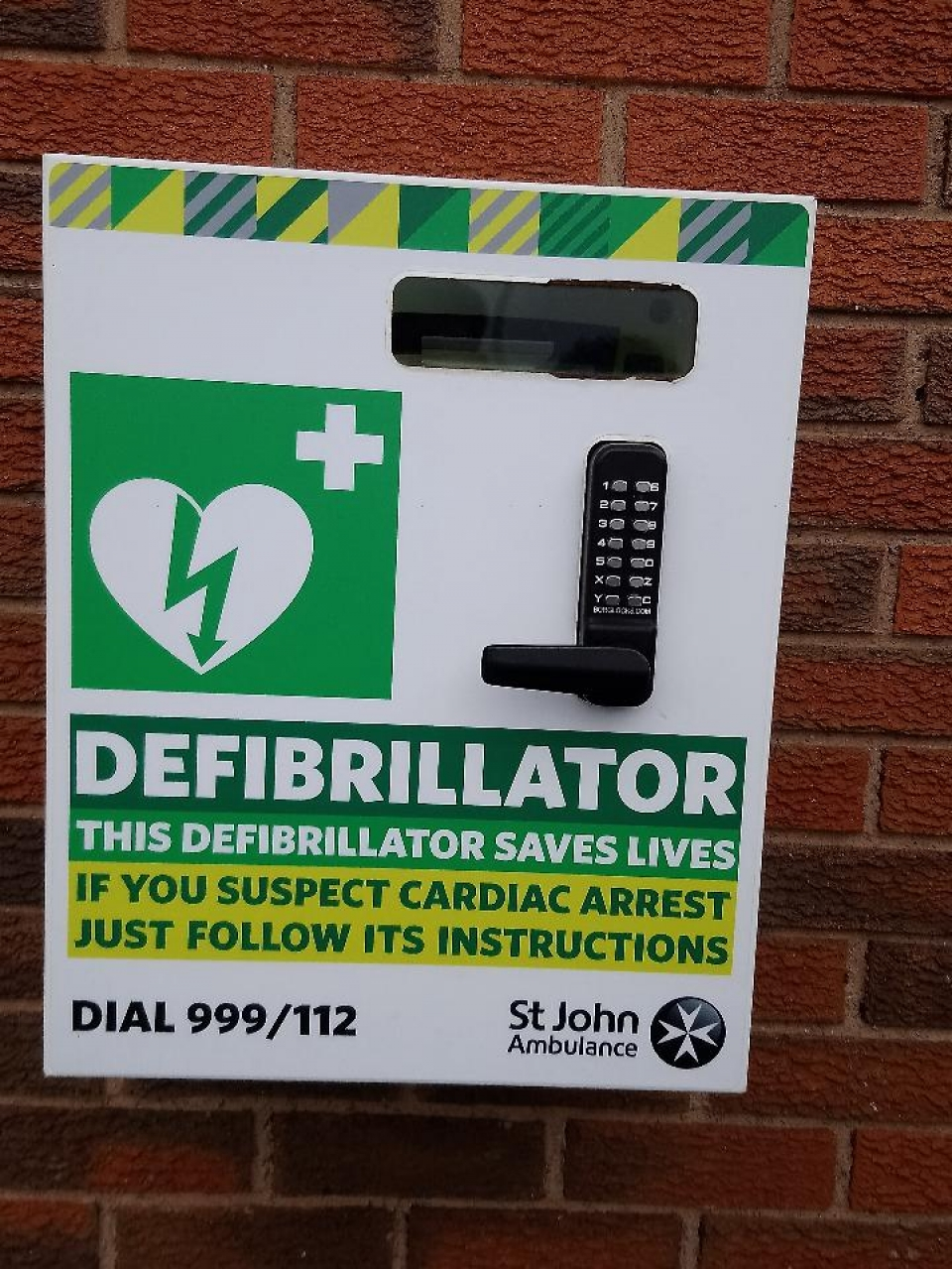 Defibrillators at Newham