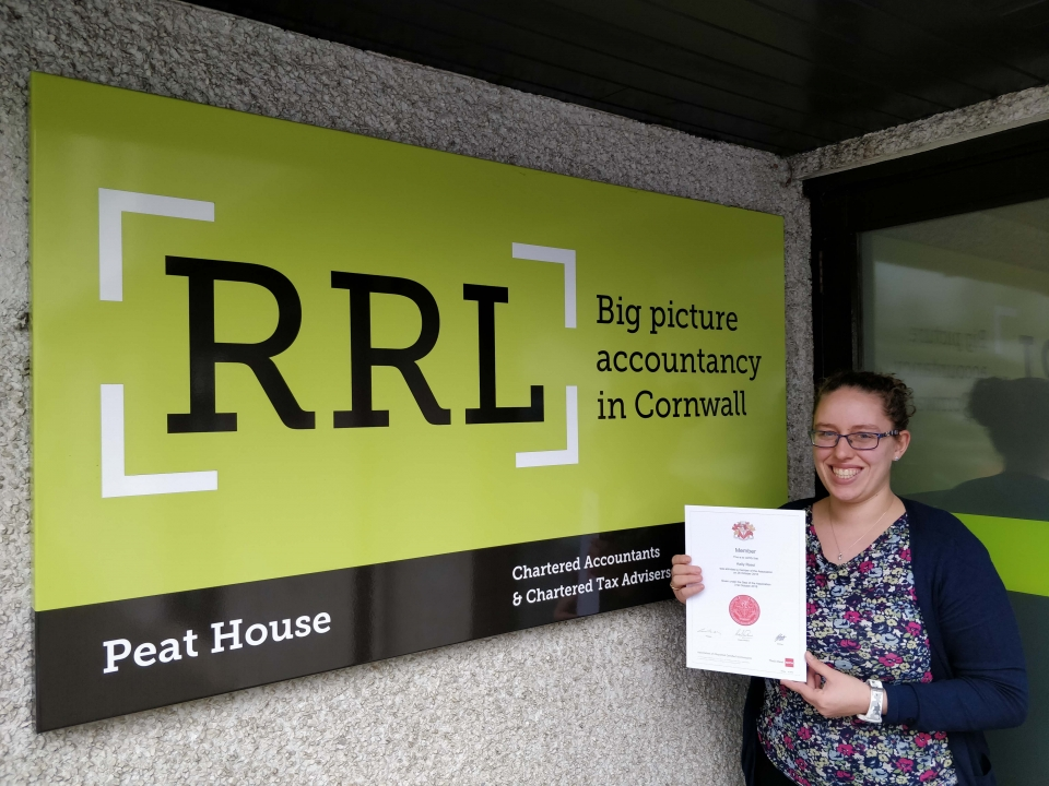 ACCA Success for RRL's Rising Star