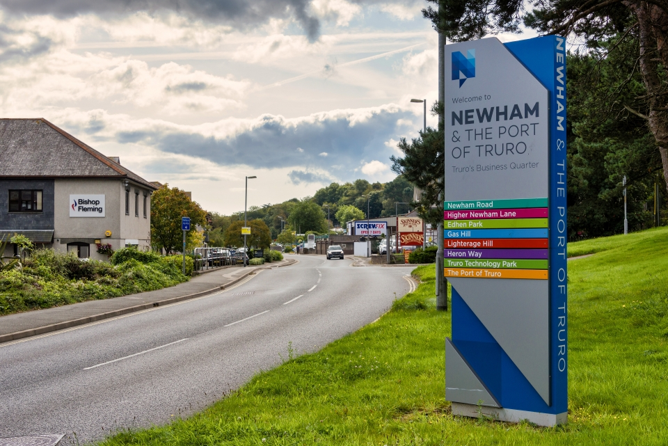 Newham Units and Offices Could Appeal to Relocating Firms