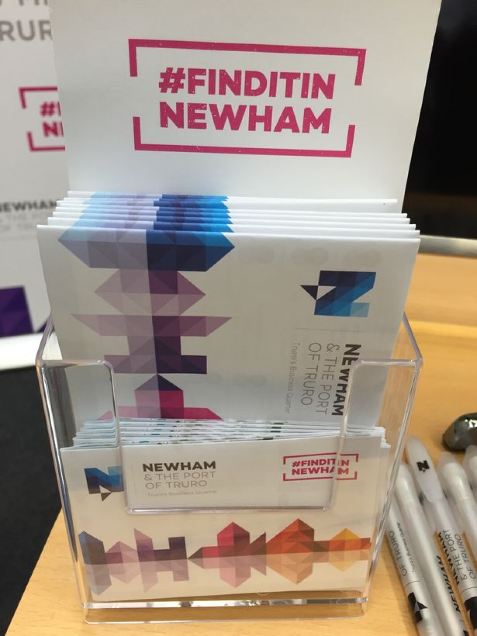 Colourful new initiative puts more than 100 business on the map at Newham