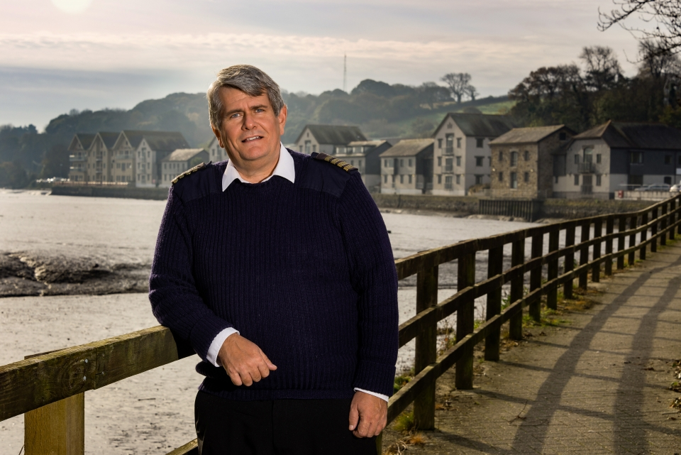 Discover the history behind the Port of Truro with harbour master Mark Killingback