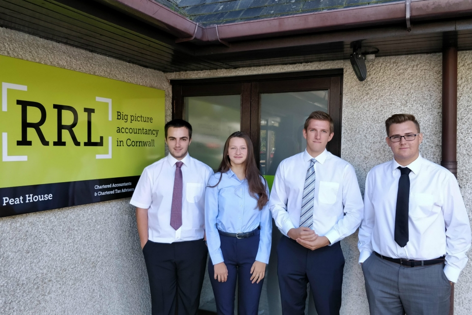 RRL Bring On Board New Apprentices