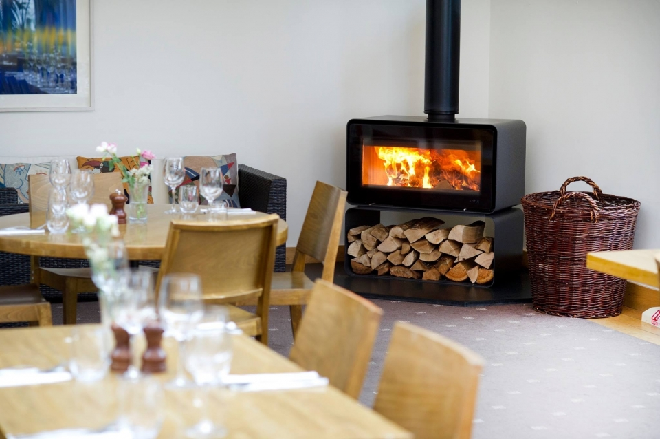 More customers are warming to the idea of a woodburner